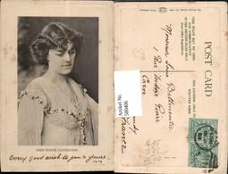 580406,Miss Irene Vanbrugh Opernsänger Oper - Ansichtskarten