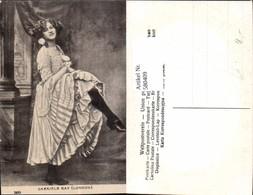 580409,Gabriele Ray London Opernsänger Oper - Ansichtskarten