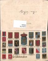 580460,En Hollandsche Groet Wappen Niederlande 19 Jhdt. - Ansichtskarten