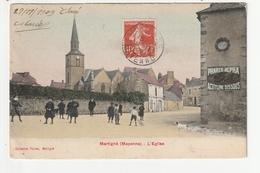 MARTIGNE - L'EGLISE - 53 - Autres Communes