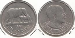 Malawi 1 Florin 1964 KM#3 - Used - Malawi
