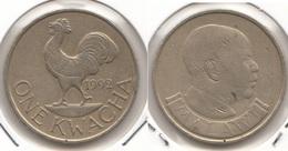 Malawi 1 Kwacha 1992 KM#20 - Used - Malawi