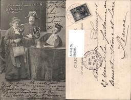580396,I Ai Arrete La Annee 1902 Theater Theaterszene - Ansichtskarten
