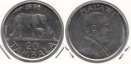 Malawi 20 Tambala 1996 KM#29 - Used - Malawi