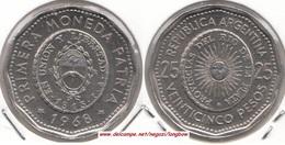 Argentina 25 Pesos 1968 KM#61 - Used - Argentina