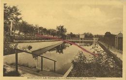 Montigny-Le-Tilleul :  Le Bassin - Montigny-le-Tilleul