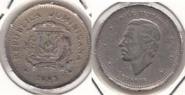 Dominican Republic 10 Centavos 1983 Km#60 - Used - Dominicaine