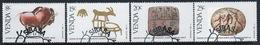 Venda 1982 Complete Set Of Stamps Celebrating History Of Writing 1st Series. - Venda