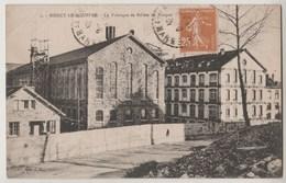 CPA 77 BIERCY LE GOUFFRE La Fabrique De Billets De Banque - France