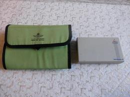 2 Kits Voyage De Toilette Le Club Air France & Royal Air Maroc Non Nettoyés.! - Sonstige