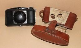 PHOTAX - BOYER SERIE VIII Appareil Photo Ancien Rétro Vintage étuis En Cuir - Appareils Photo