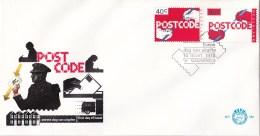 Nederland - FDC - Postcode - Introductie Van De Nieuwe Nederlandse Postcodes - NVPH E163 - Post