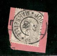8133 - JOURNAUX P.P. MARSEILLE - Used Stamps