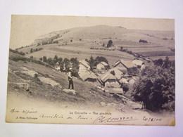 LA CROISETTE  (Haute-Savoie)  :  Vue Générale   1904   - Francia