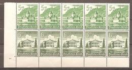 H-Bl. 115 B Mit Formnr. 1 - Postfrisch - Deutschland