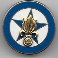 Légion - 4e REI - Cie Régimentaire - Insigne Drago - Armée De Terre