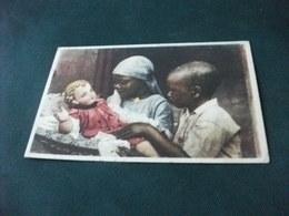 BAMBINI VENERANO GESU' BAMBINO AFRICA NATALE DI BIMBI MISSIONI SACERDOTI DEL S. CUORE BOLOGNA P.F. - Missioni