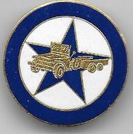 Légion - 4e REI - 3e Cie Portée - Insigne émaillé Drago - Armée De Terre