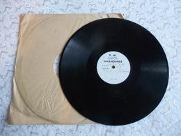 Vinyle 78 Tours P.M Echantillon Invendable Yvette Horner Istamboul  Constantinople 04 Novembre 1954. - Formati Speciali
