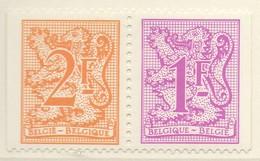 PIA - BELG - 1978 : Uso Corrente - Leone Araldico -  (Yv  1892a) - Belgique