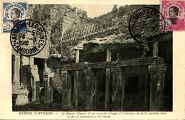 RUINES D'ANGKOR   / CARTE TIMBREE   /LOT  B54 - Cambodge