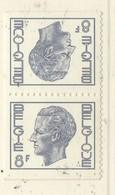 PIA - BELG - 1978 : Uso Corrente - Re Baldovino-  (Yv  1896a) - Belgio