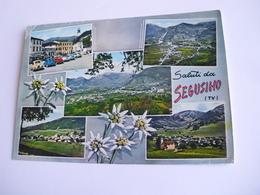 Treviso - Saluti Da Segusino - Treviso