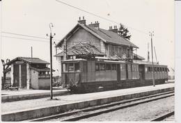 TRAIN SPECIAL POUR LA MURE A LA MOTTE D'AVEILLLANS . PHOTO ROCHAIX - Trains