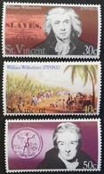 St. Vincent 1973 140th. Anniv. Of The Death Of William Wilberforce - St.Vincent (1979-...)