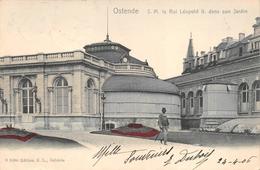 Oostende Ostende Roi Leopold II - Oostende