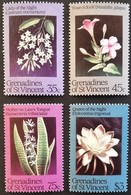 St.Vincent & Grenadines 1984 Night Blooming Flowers - St.Vincent & Grenadines