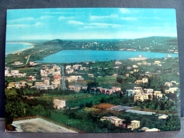 (FG.I01) MONTE DI PROCIDA - VEDUTA DEL LAGO FUSARO (NAPOLI) Viaggiata 1969 - Napoli