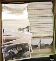 ACCUMULATION Of Subject Cards (600), Scotland (450), Northumberland & Durham (500), Lancashire - Liverpool & Manchester  - Postcards