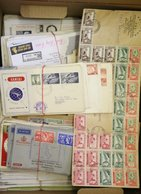 BRITISH COMMONWEALTH FDC's Quantity From Late 1950's-80's From Malta, Malaya, Singapore, A Few Earlier Incl. Odd Sarawak - Stamps