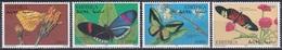 Eritrea 1997 Tiere Fauna Animals Schmetterlinge Butterflies Papillon Mariposa Farfalle, Mi. 118-1 ** - Eritrea
