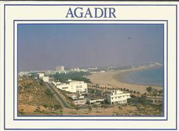 MOROCCO AGADIR, PC, Cirkulated - Marokko