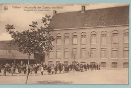 Pitthem : Missiehuis Der Zusters Van Maria - Speelplaats Der Bewaarklassen - Pittem