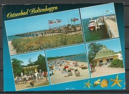 Deutschland Ansichtskarte Ostseebad BOLTENHAGEN 1993 Gesendet, Mit Briefmarke - Boltenhagen