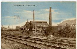 44 - VERTOU - Verrerie. - France