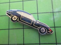 513k Pin's Pins / Beau Et Rare : Thème AUTOMOBILES : JAGUAR TYPE E COULEUR NOIRE - Jaguar