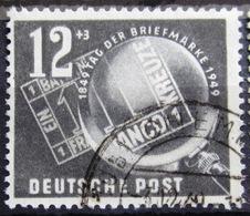 ALLEMAGNE Rép.démocratique               N° D1                OBLITERE - Used Stamps