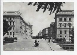 Formato Grande (1942) - Ancona - Palazzi Del Littorio E Degli Regie Poste - Ancona