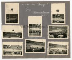 Stade Du Heysel - Fête Aéronautique, Le  30/05/1946. Vue Sur L'intérieur Du Stade Du Heysel. Pl - Fotos