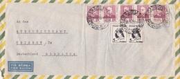 2 Briefe Aus Brasilien - Storia Postale