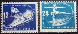 ALLEMAGNE Rép.démocratique               N° 3/4                NEUF** - [6] République Démocratique