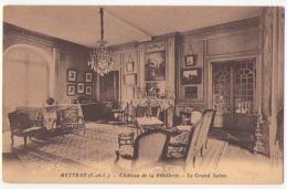 (37) 385, Mettray, Chateau De La Ribellerie, Le Grand Salon - Mettray