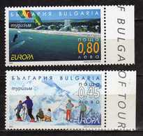 Bulgaria - 2004 EUROPA Stamps - Holidays. MNH - Neufs