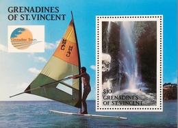 St Vincent &Grenadines Tourism S/S - St.Vincent & Grenadines