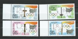 Bulgaria 2004 Olympic Games, Athens, Greece.  MNH - Neufs