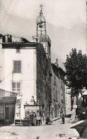 MONTFORT SUR ARGENS-Place De La Mairie, Cp Glacée - Other Municipalities